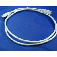 China Flexible Durability Mobile / Cell Phone Usb Data Cable For Motorola on sale