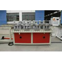 WPC Display Board Wood Plastic Composite Extrusion Line , WPC Foam Board Machine Manufactures