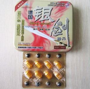 Effective Men Sexual Enhancement Pill / Penis Enlargement Capsule GMP Manufactures