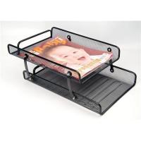 2-tier hand document tray Manufactures