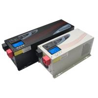 Pure Sine Wave Solar Inverter 1000W~6000W DC12/24/48V to AC 110/220V Manufactures