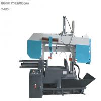Double Column Automatic Vertical Band Saw / Automatic Band Saw Cutting Machine Manufactures