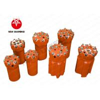 Mines / Quarries Top Hammer Drill Bits Rock Drilling Tools Alloy Steel Materials Manufactures