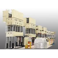 SMC Sheet Molding Compounds Product Servo Press Machine , Servo Driven Press Manufactures