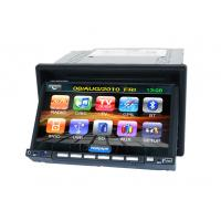 2 Din Touch Screen GPS Car DVD Bluetooth Player with Digital Panel Manufactures