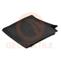 Yarn Woven Monofilament Geotextile , Slope Reinforcement Road Fabric Underlayment Manufactures