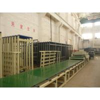 Automatic Colorful Glazed Mgo Roof Tile Making Machine Cement Pantile Equipment ISO Manufactures