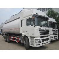 SHACMAN F3000 Bulk Cement Truck  6x4 28m3 Cement Delivery Truck Steel Structure Manufactures