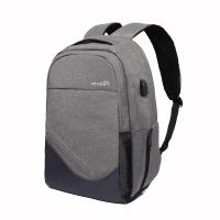 Laptop backpack for men women, 15.6 inch Anti Theft Laptop Backpack Gray Back Pack Manufactures