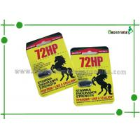 Quality 72HP Male Sexual Enhancement Pills with No Side Effects, Herbal Sex Enhancement Pills, Man Sex pills for sale