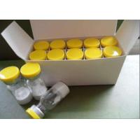 China MT-1 Melanotan-1 10mg/Vial Muscle Building Peptide White Steroids Raw Powder on sale