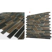 Quality New Best Selling Edge straight Finished Glossy Hand Painted Atpalas Mosaics for sale