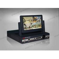 7 inch LCD DVR 4CH HDMI 960H H.264 all in one D1 REAL TIME DVR Video Surveillance CCTV DVR Security Recorder Manufactures