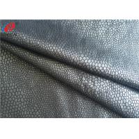 China Bronzing Micro Suede Polyester Knitted Fabric Sofa Fabric Upholstery Use on sale