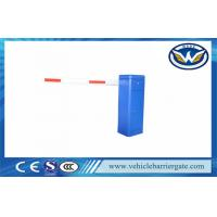 LED Light Automatic Vehicle Barrier Gate Used For Parking Toll / Supermarket Manufactures