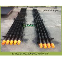76mm 89mm 114mm Rock Drilling Tools DTH Superior Drill Pipe Manufactures