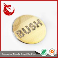 China Free design customized high quality metal cards business cards on sale