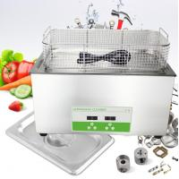 Farm Disinfecting Washing Machine Ultrasonic Cleaner For Harvest Knife Onion Hoe Shovel Gardening Tools Manufactures