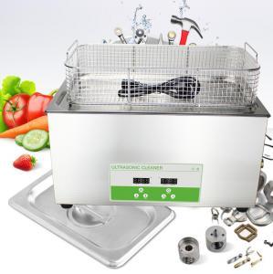 China Farm Disinfecting Washing Machine Ultrasonic Cleaner For Harvest Knife Onion Hoe Shovel Gardening Tools on sale