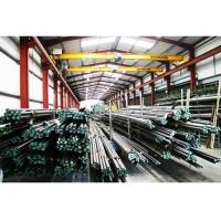 Peeled Spring Hot Rolled Steel Bar Plain End For Automotive Leaf Springs Manufactures