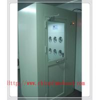 Portable Epoxy Resin Coated Clean Room Equipment / Lab Air Shower Room Manufactures