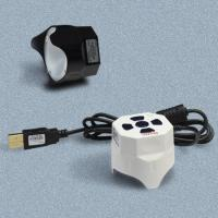 PC Portable Digital Microscope with LED With illumination Usb2.0 Camera Manufactures