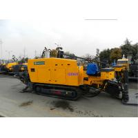 250 KW Horizontal Directional Drilling Rig / Directional Boring Used In Water Piping Manufactures