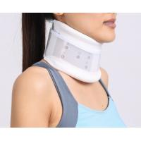 China Rigid Hard Cervical Collar With Support medical hard cervical collar on sale