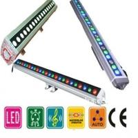 RGB LED Wall Washer 24pcs Stage Lights Waterproof Stage Lighting Manufactures