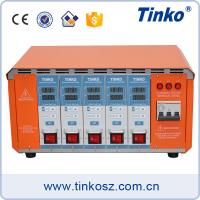China 5zone Hot runner temperature controller manufacturer,pet mould temperature controller on sale