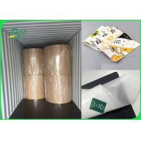 26gsm to 50gsm non-polluting Greaseproof white kraft Paper for Bacon packaging Manufactures