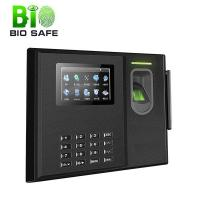 HF- Bio800 Good Comments TCP/IP RFID Read Fingerprint Recognition Time Attendance System Manufactures