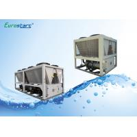 Ethylene Glycol Screw Low Temperature Chiller Cold Liquid With Hot Water Function Manufactures