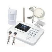 FWT 900Mhz / 1800Mhz / 1900Mhz Remote Wireless Telephone Home Security GSM Alarm System Manufactures