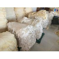 China pure chamois leather for vehicle washing on sale