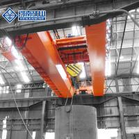 China 10Ton 20Ton 100Ton 250 ton electric double beam hook bridge crane in factory warehouse on sale