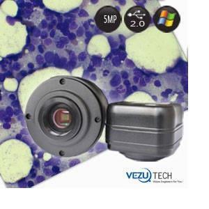 5Mp Digital Microscope Camera Manufactures