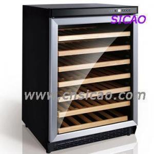 China 150L  Built-in Compressor Wine Cooler on sale