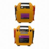 China Car Jump Starter with 12V/17Ah Battery and 260psi Air Compressor Worklight USB 5V DC for Vehicle on sale