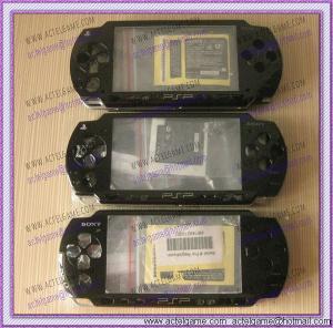 PSP1000 PSP2000 PSP3000 Full Housing Shell Case PSP3000 repair parts Manufactures