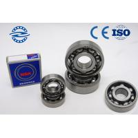 6008 Miniature Deep Groove Chrome Steel Ball Bearings Outer Diameter 68mm Manufactures