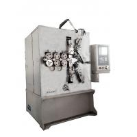 China 90 mm CNC Five Axis Compression Coiler Machines Servo Drive Controlled on sale
