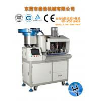 China Automatic Cable Wire Cut Strip Crimp Machine for H03VVH2-F , H05VVH2-F Cable Making on sale