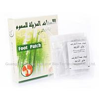 China Chinese Medicine Foot Massage Foot Patch Effective Natural Detox Foot Patch on sale