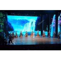High Definition Indoor SMD LED Display Video , Led Stage Backdrop Screen With CE Manufactures