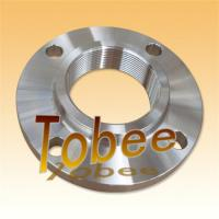 Quality ASTM A182 F304/304L stainless steel threaded flange for sale