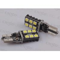 China CANBUS 6-SMD W5W 194 168 Led Auto Bulb 3 Watt License Plate Lamp on sale