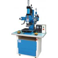 China JL-727A  Hot stamping & embossing machine (pneumatic) on sale