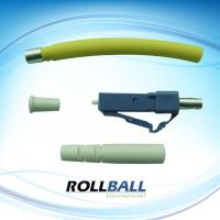 LC Optical Fiber Connectors , Multimode Fiber And Pull-proof Manufactures