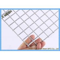 China Electro Galvanized Welded Wire Mesh 0.3mm-5.0mm Thickness for Construction on sale